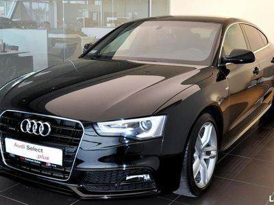 używany Audi A5 2.0 TFSI 230KM Skóra Navi Quattro B&O 8T (2007-2016)