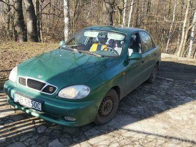 używany Chevrolet Lanos LANOS BENZYNA + GAZBENZYNA + GAZ