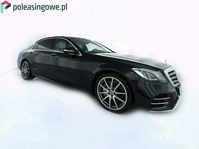 używany Mercedes S400 2.9dm 340KM 2018r. 66 618km