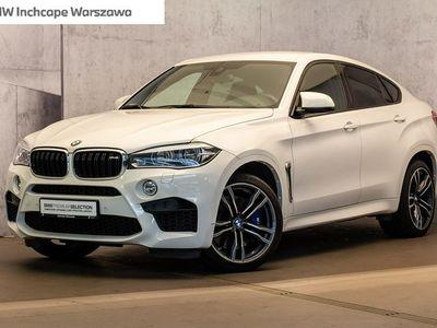 używany BMW X6 M X6 MPOWER 575KM | System nawigacji Professional Fotele M |