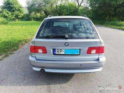 używany BMW 530 D Touring 2002'