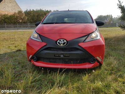 używany Toyota Aygo II