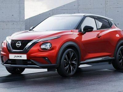 używany Nissan Juke 1dm 117KM 2019r. km