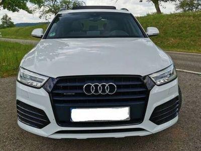 używany Audi Q3 2.0 TFSI quattro S tronic