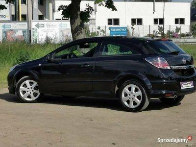 używany Opel Astra 1.8 BENZYNA 140 KM SPORT