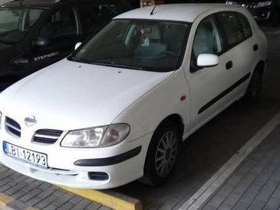 używany Nissan Almera N16 benzyna+gaz 2002r.