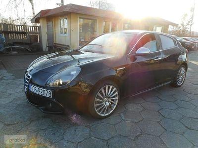 używany Alfa Romeo Giulietta Navi czerwona skóra 170 KM DNA Okazja