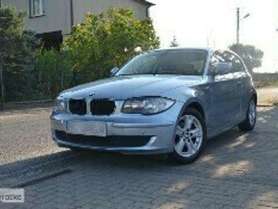 używany BMW 116 SERIA 1polski salon * 1 rejestracja 2012r * automatyczna klimayzacja *