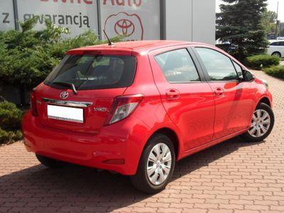 używany Toyota Yaris 1.0 Luna Benzyna, 2012 r.