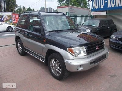 used Mitsubishi Pajero 1.8dm3 2003r. 123 000km