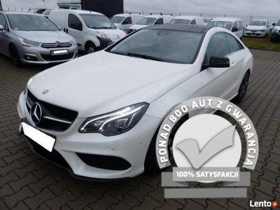 używany Mercedes E200 - BENZCOUPE AUTOMAT / Benzyna / Al