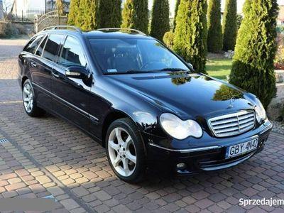 używany Mercedes C180 1.8dm 143KM 2006r. 169 106km