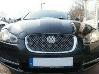 używany Jaguar XF I 3.0 V6 D 275 KM LUXURY NAVI KLIMA SZYBERDACH SKÓRY