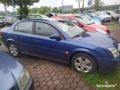 używany Opel Vectra C 1.8 125 KM 2003 r.