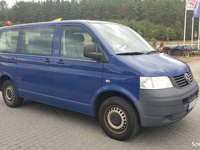 używany VW Transporter T5 9 Osobowy 1,9 TDI