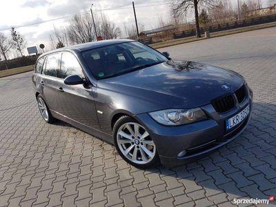 używany BMW 330 e91 d xd 2006r