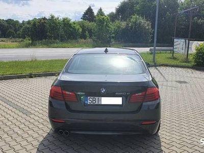 używany BMW 520 Seria 5 d xDrive El. Hak, Keyless, Rolety, Gwarancja