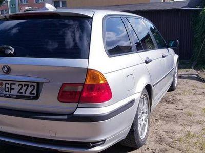 używany BMW 318 E46 i Touring
