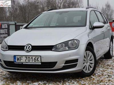 używany VW Golf Golf 1.6dm3 105KM 2015r. 177 000km VW1.6TDI 105KM, 1 wł, salon PL, fvat 23%, gwarancja