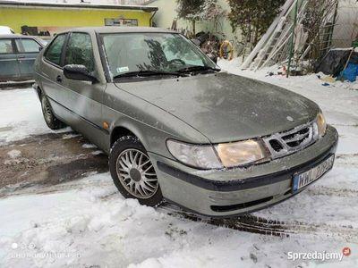 używany Saab 9-3 2.0 130km coupe