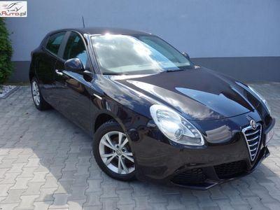 used Alfa Romeo Giulietta 1.6 1,6D Klimatronik Ledy Alu Opłacony VIP Gwarancja automatyczna klima.