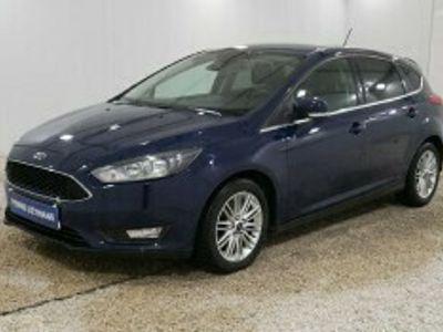 używany Ford Focus 1.5dm 150KM 2017r. 153 452km