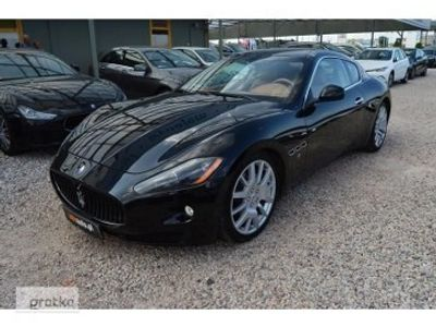 używany Maserati Granturismo 4.3 benzyna! 406 KM! Faktura VAT 23%!