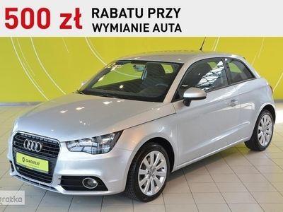 używany Audi A1 I (8X) Attraction, 12 m-cy gwarancji