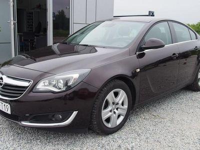 używany Opel Insignia Country Tourer I 1.6 CDTi 120KM 2016r. 109tys. km. Navi, skóry, Climatronic
