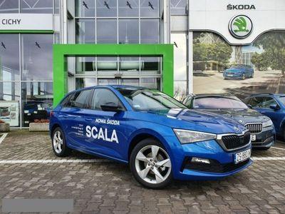 używany Skoda Scala 1dm 115KM 2019r. 4 100km