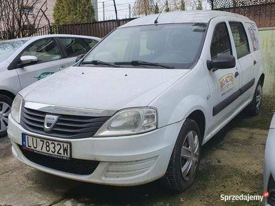 używany Dacia Logan MCV SL ARCTICA VAN Kombi 1,5 dci Turbo 68kM FV