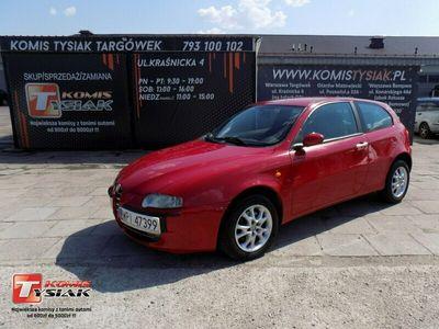 używany Alfa Romeo 147 !!!Targówek!!! 1.6 Benzyna, 2004 rok produkcji! KOMIS TYSIAK