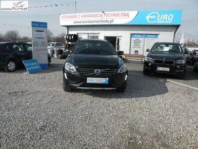 używany Volvo XC60 2dm3 150KM 2015r. 147 000km F-Vat,Gwar,Grzan.Fot,Navi