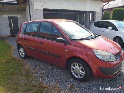 używany Renault Scénic II - 1.5 DCi - 2005r. /Super Stan/Prywatnie