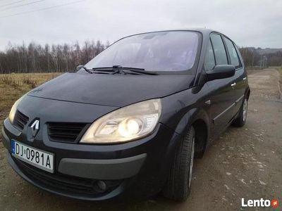 używany Renault Scénic 2006r