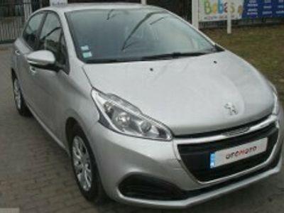 używany Peugeot 208 I Sw.zarej34Tys,Automat,LED,KLIMA,D.Radio,Jak NOWY!,
