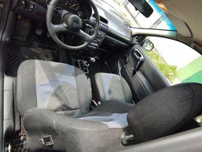 używany Opel Corsa B 1.0 gaz LPG alu ważne opłaty