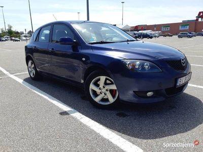 używany Mazda 3 2.0 Niski przebieg