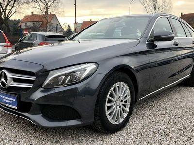 używany Mercedes C180 1.6dm 116KM 2015r. 170 000km