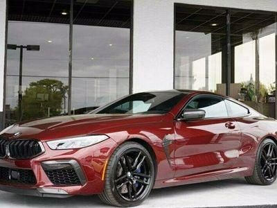 używany BMW M8 4.4dm 625KM 2020r. 19 981km