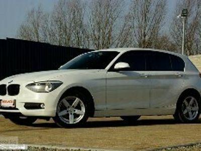 używany BMW 116 1.6dm 136KM 2014r. 129 000km