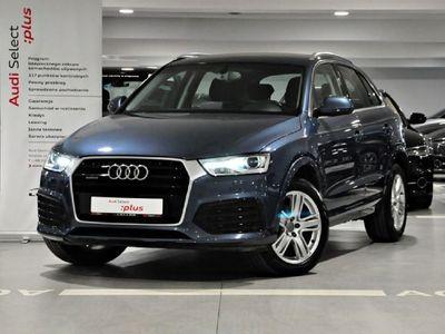 używany Audi Q3 I (8U) 2.0TDI Quattro 150KM S-Tronic, Krajowy, S Line