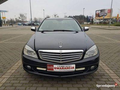 używany Mercedes C180 1.8dm 156KM 2007r. 200 700km