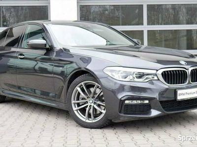 używany BMW 520 2dm 190KM 2017r. 92 350km