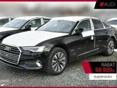 używany Audi A6 V (C8) 40 TDI Quattro Sport S tronic (204KM) | Technology + Business