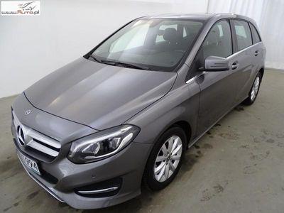 used Mercedes B180 1.5dm 110KM 2018r. 50 347km