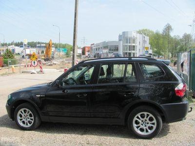 używany BMW X3 I (E83) 2.0d- 4x4 zadbany użytkowany przez kobietę.