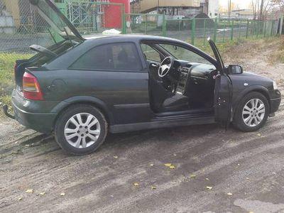 używany Opel Astra sport