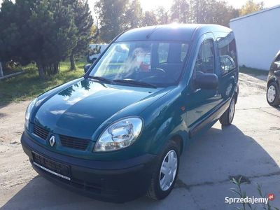 używany Renault Kangoo 1.2 Authentique 2005r.