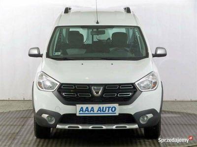 używany Dacia Dokker  Serwis ASO, Klima, Tempomat, Podgrzewane siedzienia